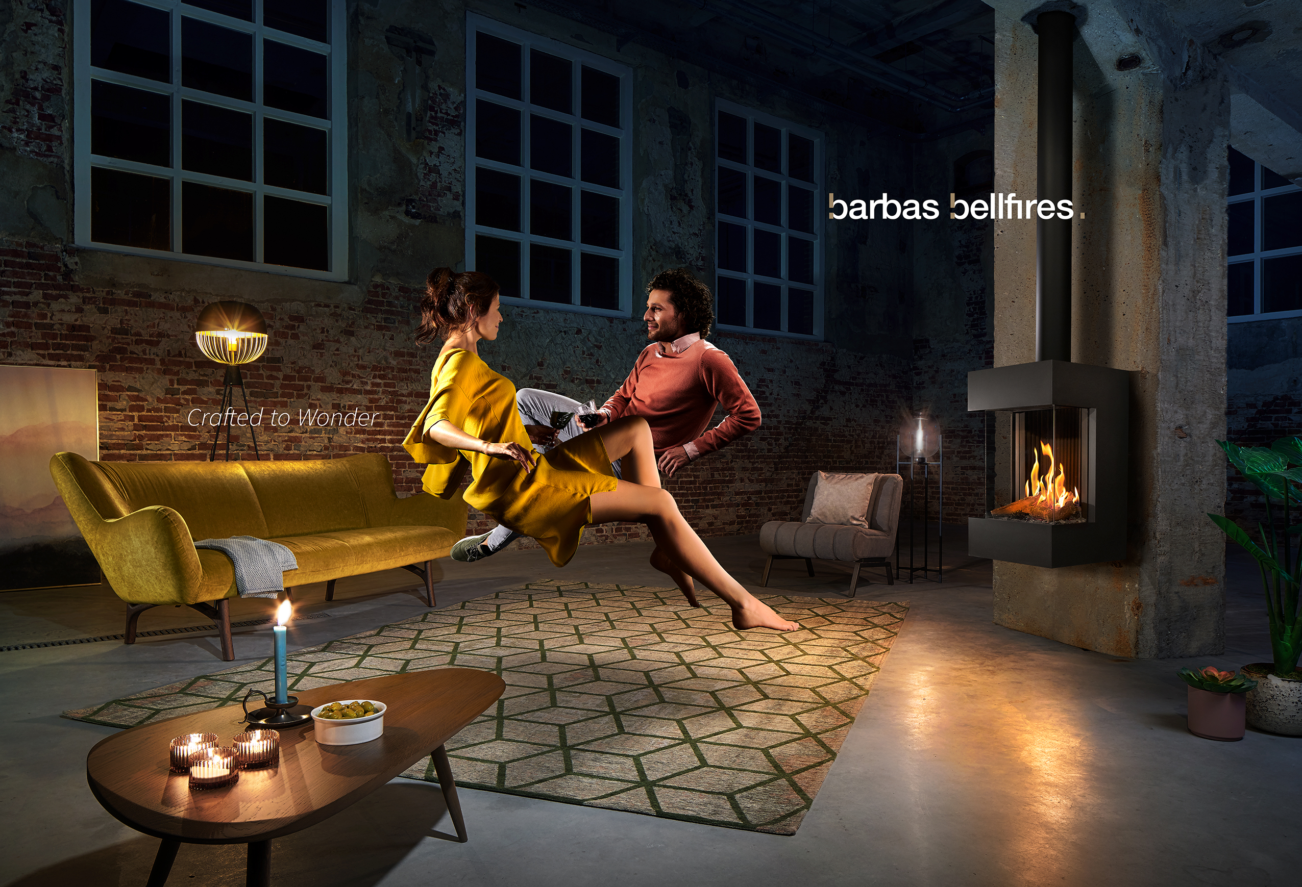Barbas_Bellfires (c) Isabel Croon Couple